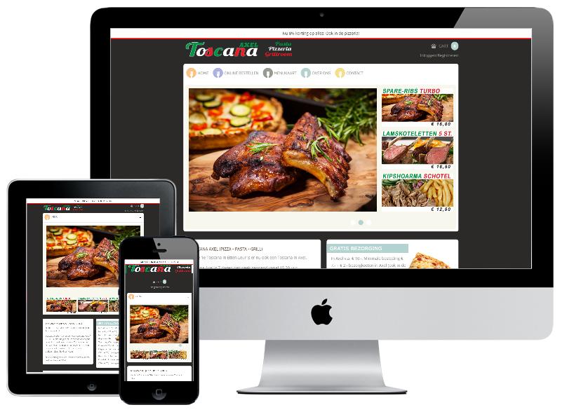 Webshop Toscana Axel thuisbezorgd inclusief iDEAL