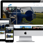 Repsonsive webdesign Jos Boudeling Sint Philipsland