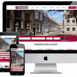 Responsive webdesign Hopmans en Geense Makelaardij