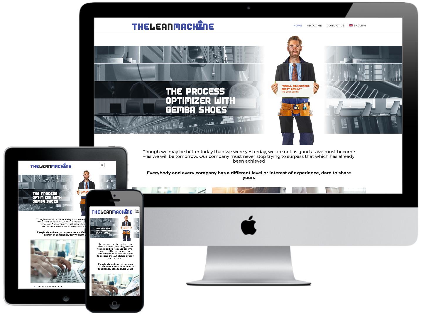 Responsive Webdesign The Lean Machine