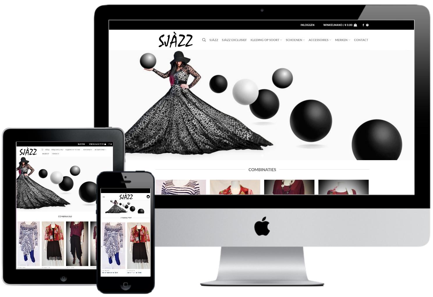 Sjazz Design Roosendaal Webshop