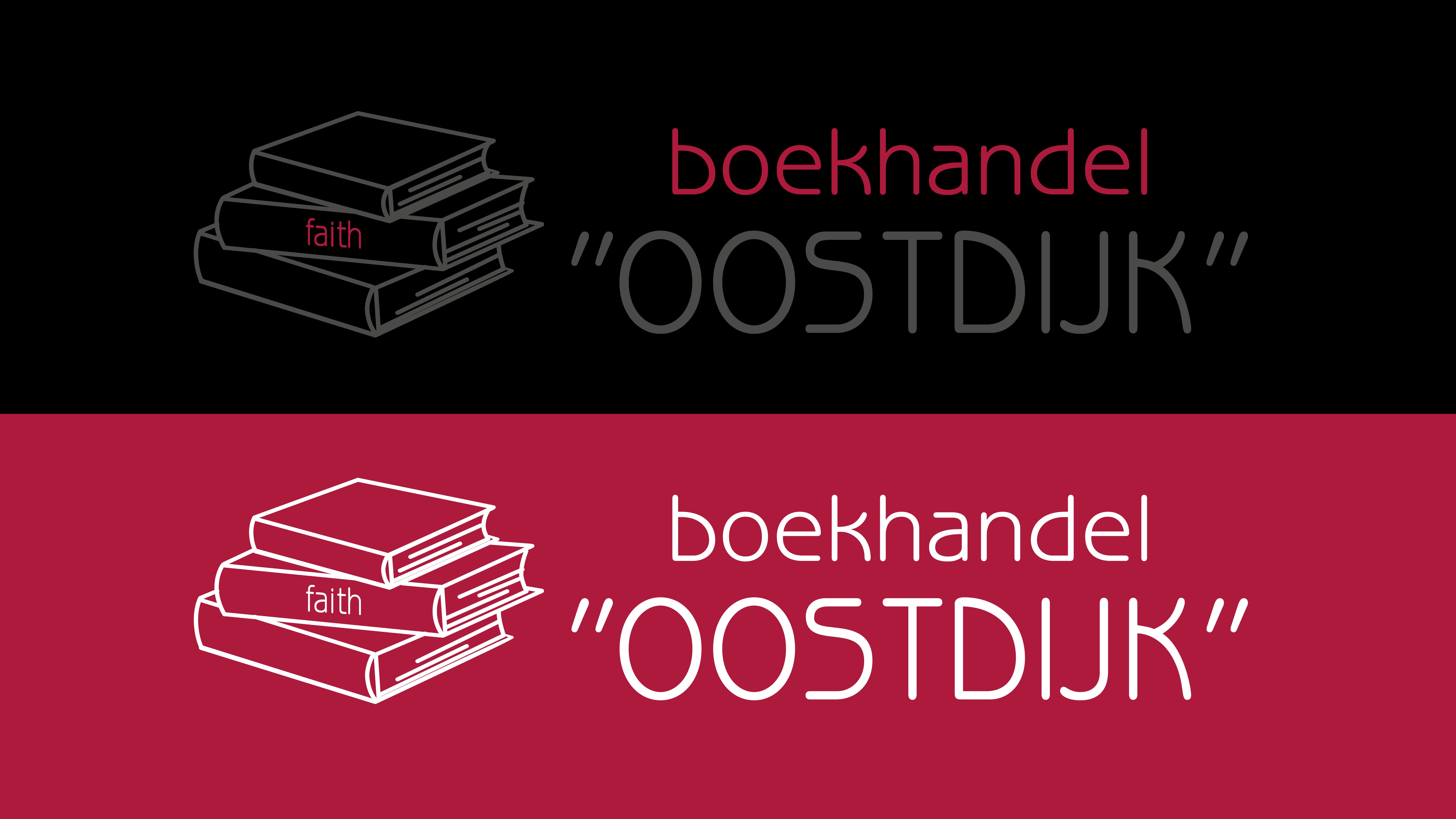 Boekhandel Oostdijk Tholen logo 2020