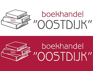 Ontwerp logo Boekhandel Oostdijk