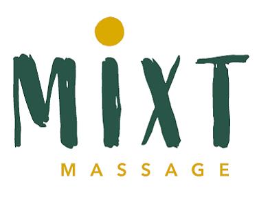 Logo Mixt Massage Middelharnis